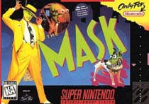Photo de la boite de The Mask